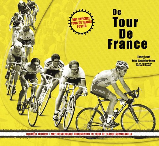 De Tour de France - Luke Ewardes-Evans |