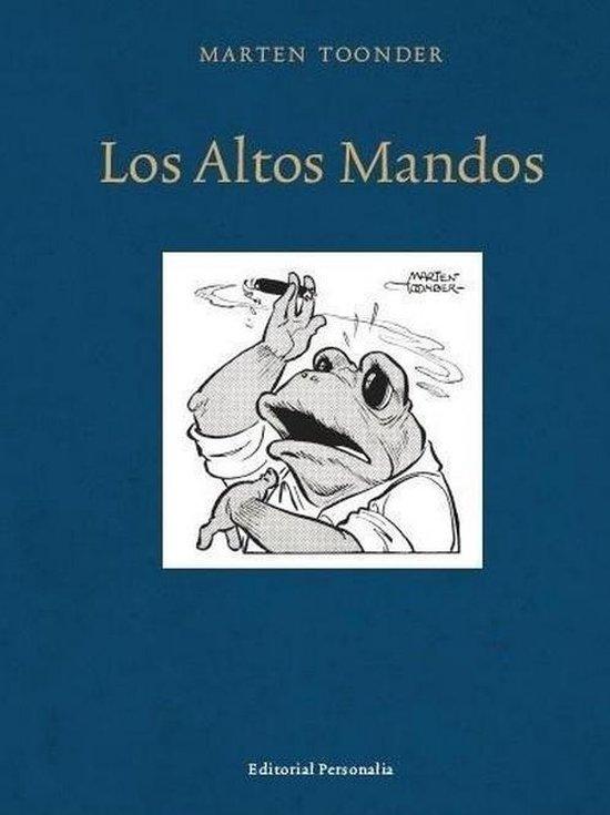 Los Altos Mandos - Marten Toonder | Fthsonline.com