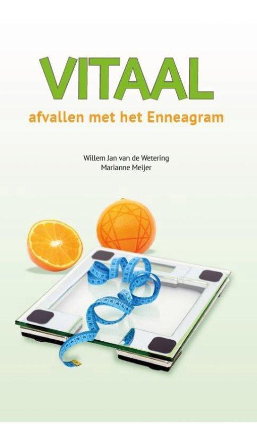 Vitaal afvallen met het Enneagram - Willem Jan van de Wetering |