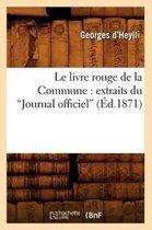 Le livre rouge de la Commune