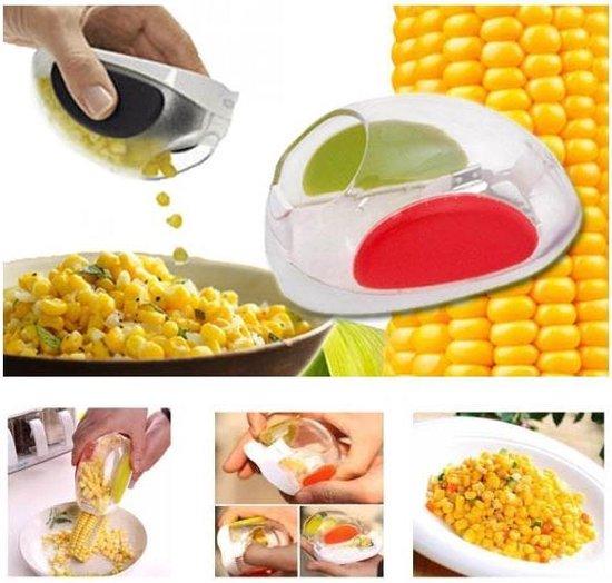 Mais stripper   Maïs peller   Corn stripper   Maisschiller  Keuken gadgets   Maiskolf