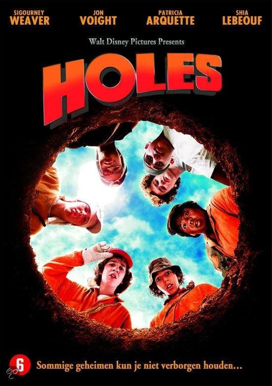 Cover van de film 'Holes'