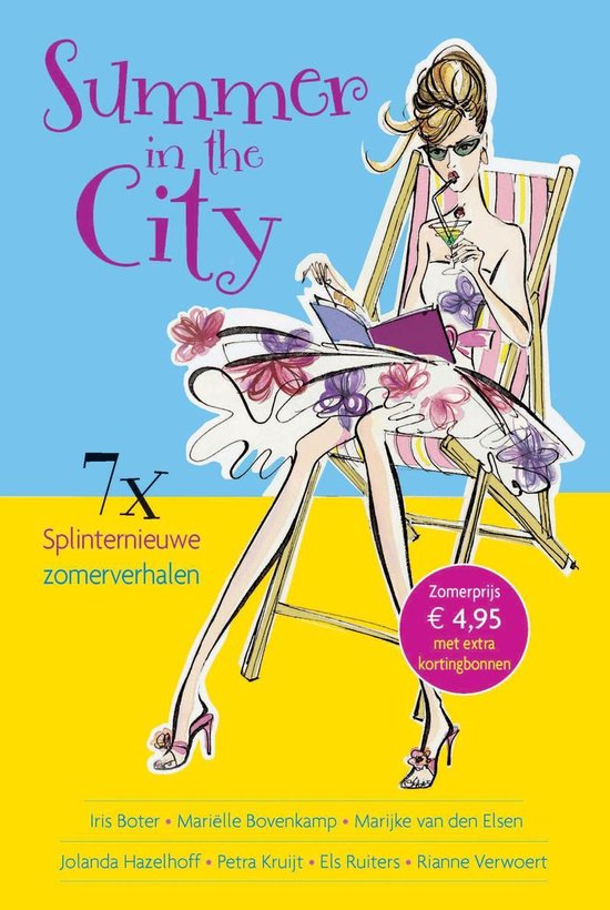 Summer in the City - Iris Boter pdf epub