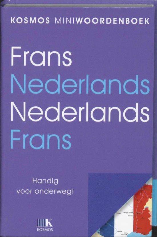 Frans- Nederlands / Nederlands- Frans - Onbekend |