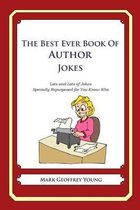 The Best Ever Book of Author Jokes