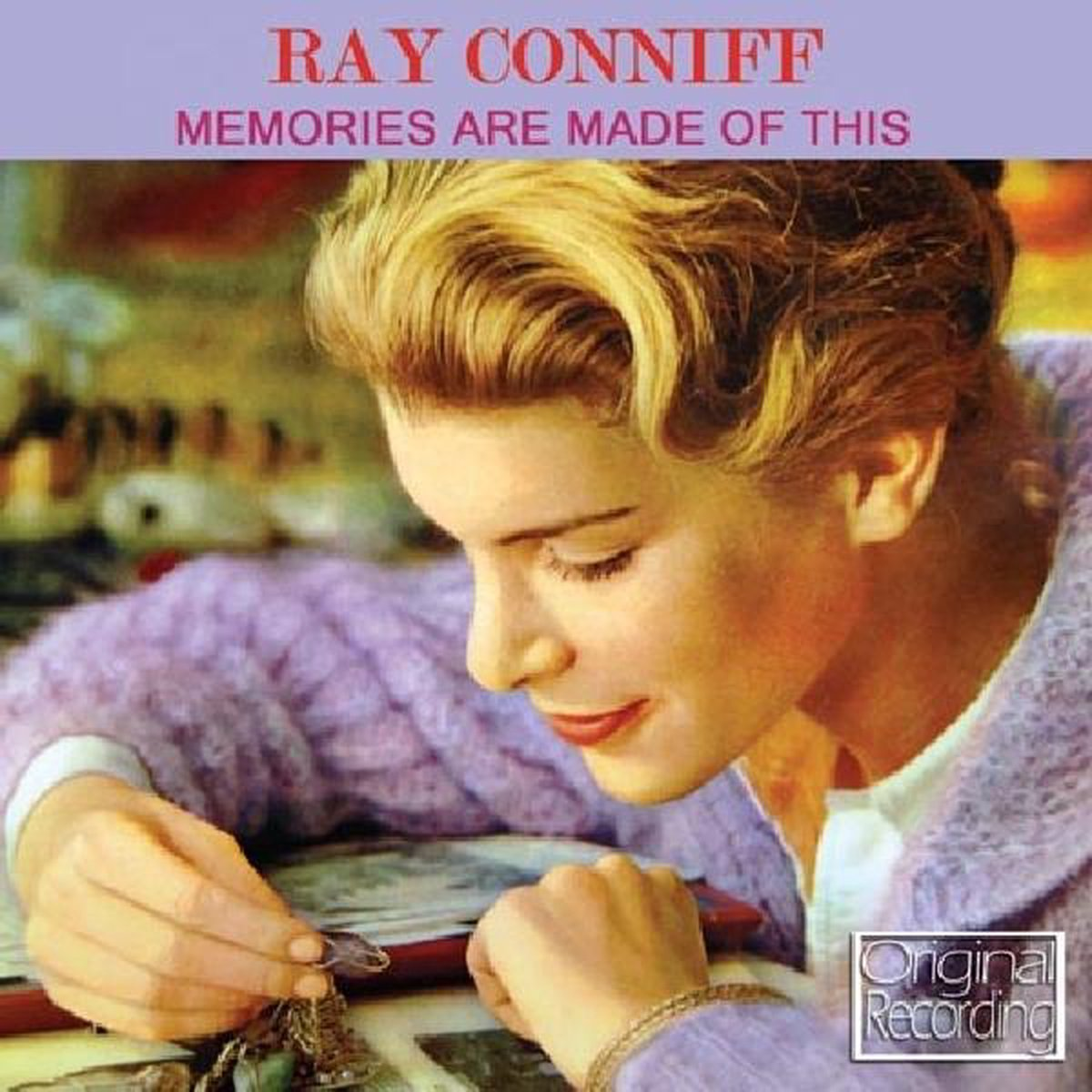Memories Are Made Of This - Ray Conniff