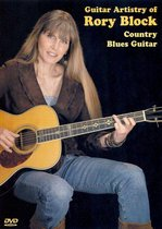 Country Blues Guitar. The Guitar Artistry Of Rory