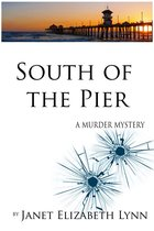 Omslag South of the Pier-A Murder Mystery