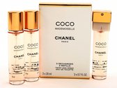 Chanel Coco Mademoiselle edt spray refill 60 ml