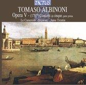 Opera V - Concerti A 5 (1 Parte)