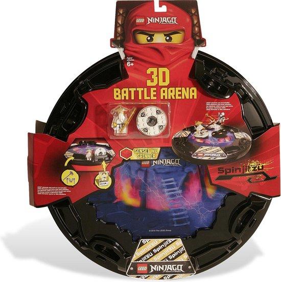 Afbeelding van het spel LEGO Ninjago 3D Battle Arena - 853106