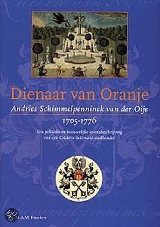 Dienaar Van Oranje - M.A.M. Franken |