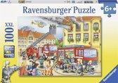 Ravensburger puzzel Brandweer - Legpuzzel - 100 stukjes