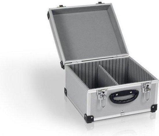 Varo PRM1010740 Aluminium Gereedschapskoffer - Lichtgewicht - Zilver - varo