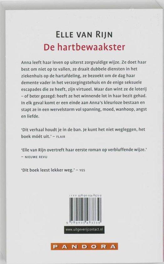 Hartbewaakster - Elle van Rijn  