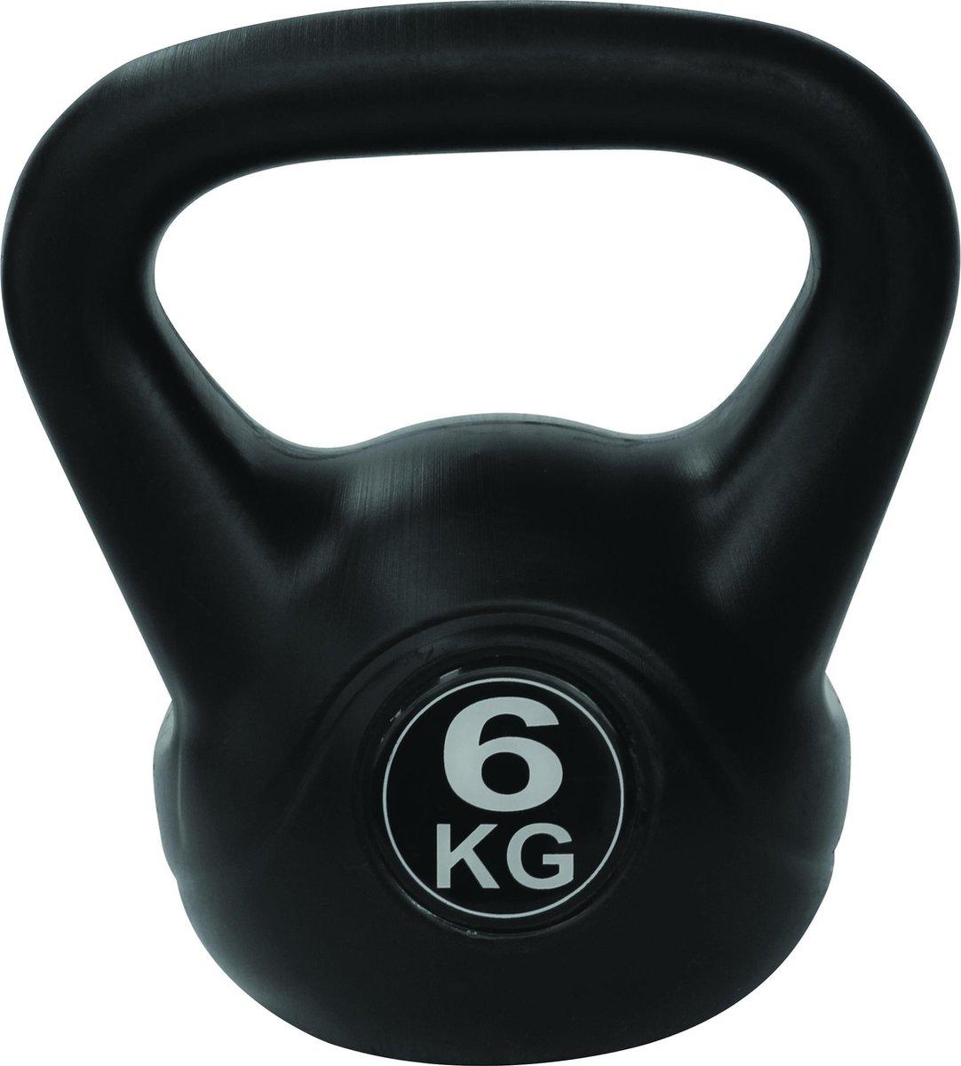 Tunturi PVC Kettle Bell - Kettlebell - 6 kg - Tunturi