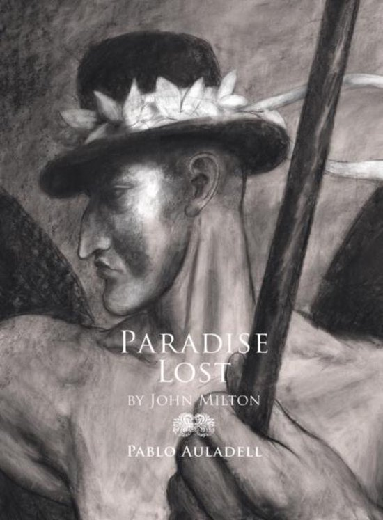 Boek cover Paradise Lost van Pablo Auladell (Hardcover)