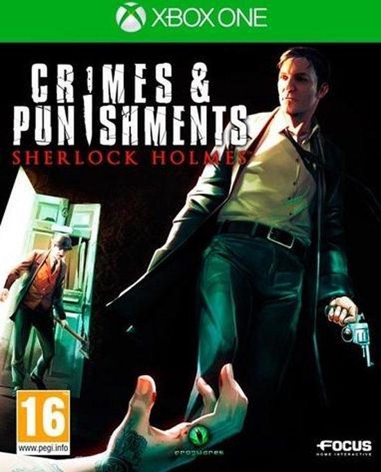 Sherlock Holmes – Crimes & Punishment