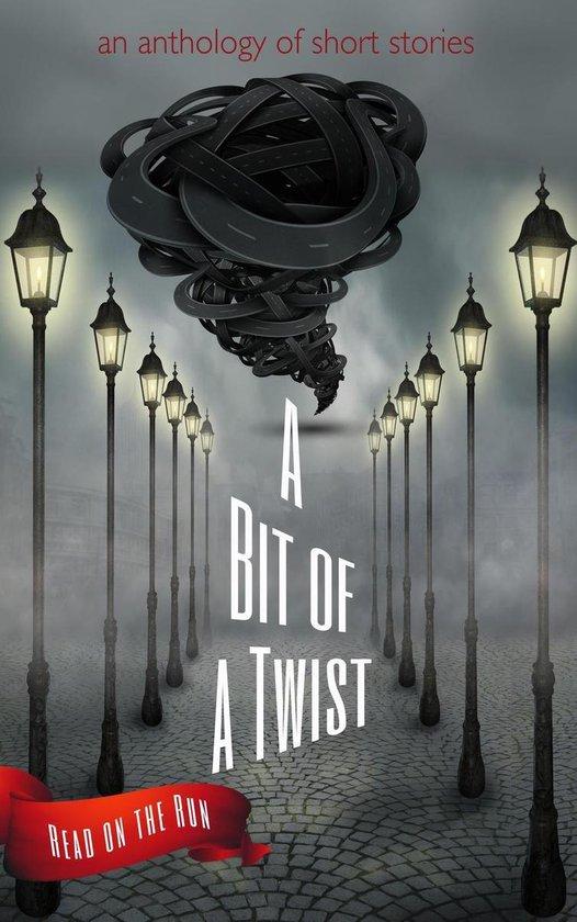 Boek cover A Bit of a Twist van Catherine Valenti (Onbekend)