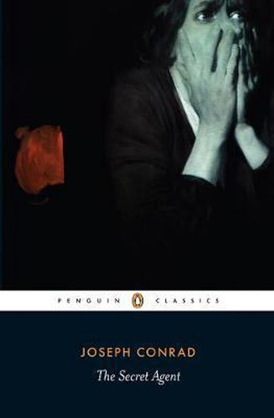 Boek cover The Secret Agent van Joseph Conrad