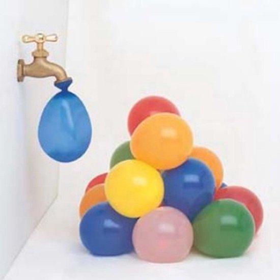 WB01 Pastel - Water ballonnen per 100 stuks