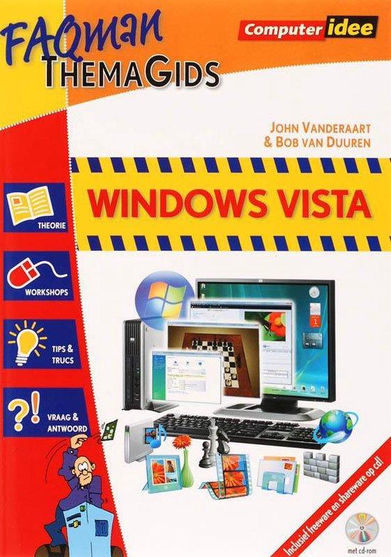 Cover van het boek 'Windows Vista'