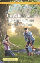 Omslag The Soldier and the Single Mom