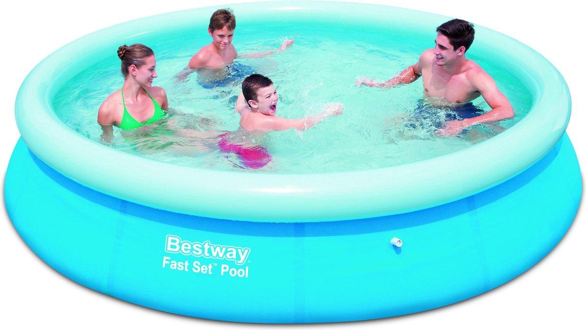 3.66M x 76cm Fast Set Pool