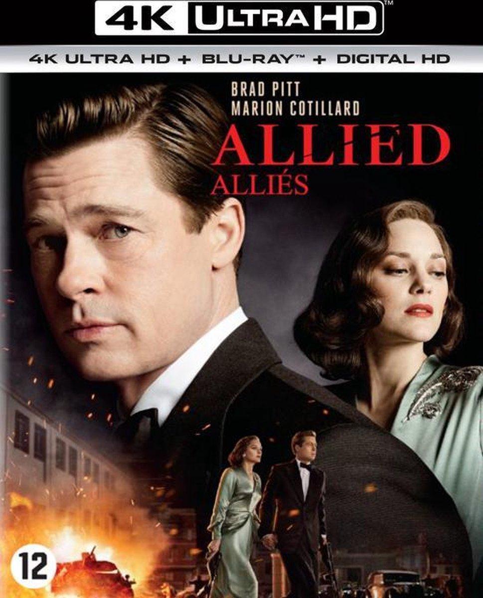 Allied (4K Ultra HD Blu-ray)-