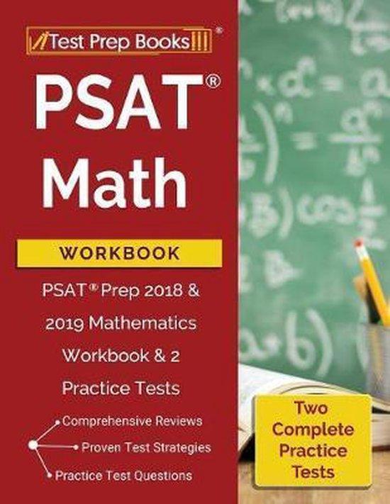 PSAT Math Workbook
