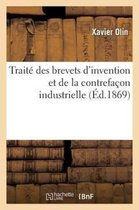 Trait� Des Brevets d'Invention Et de la Contrefa�on Industrielle