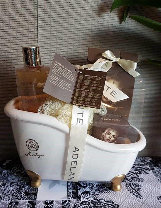 actie in prijs verlaagd  The Bath Adelante giftset - Adelante