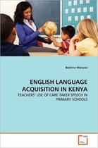 English Language Acquisition in Kenya