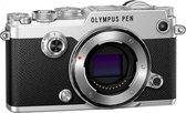 Olympus PEN F + 17 mm - Zilver