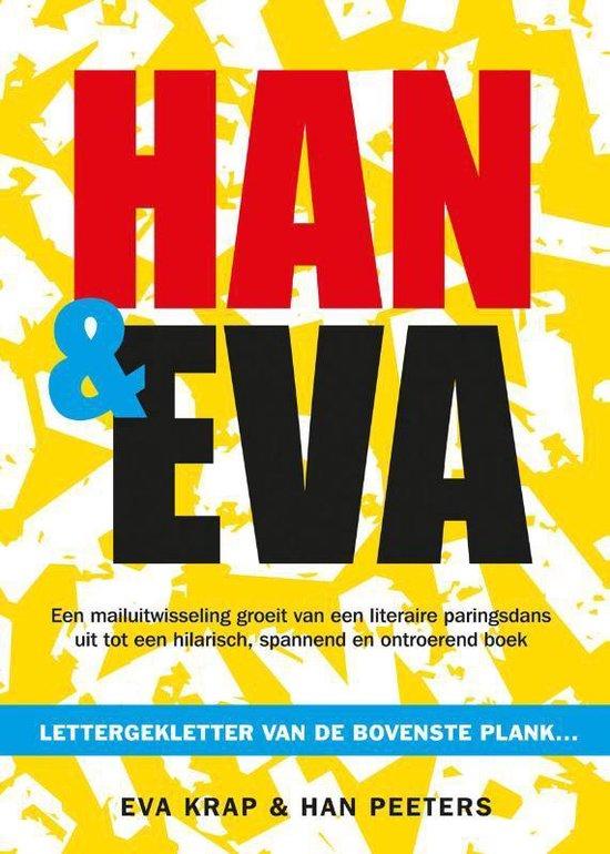 Han en Eva - Eva Krap | Readingchampions.org.uk