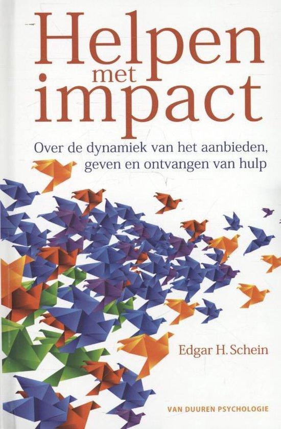 Helpen met impact - Edgar H. Schein |