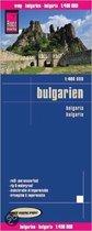 Reise Know-How Landkarte Bulgarien (1:400.000)