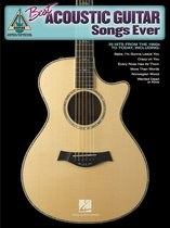 Best Acoustic Guitar Songs Ever (Songbook)