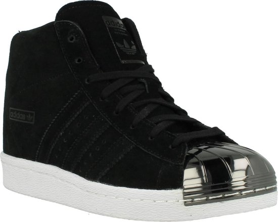 bol.com | adidas SUPERSTAR UP METAL TOE W Zwart;Wit maat 39