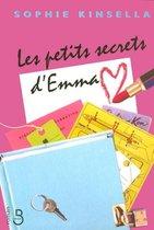 Omslag Les Petits Secrets d'Emma