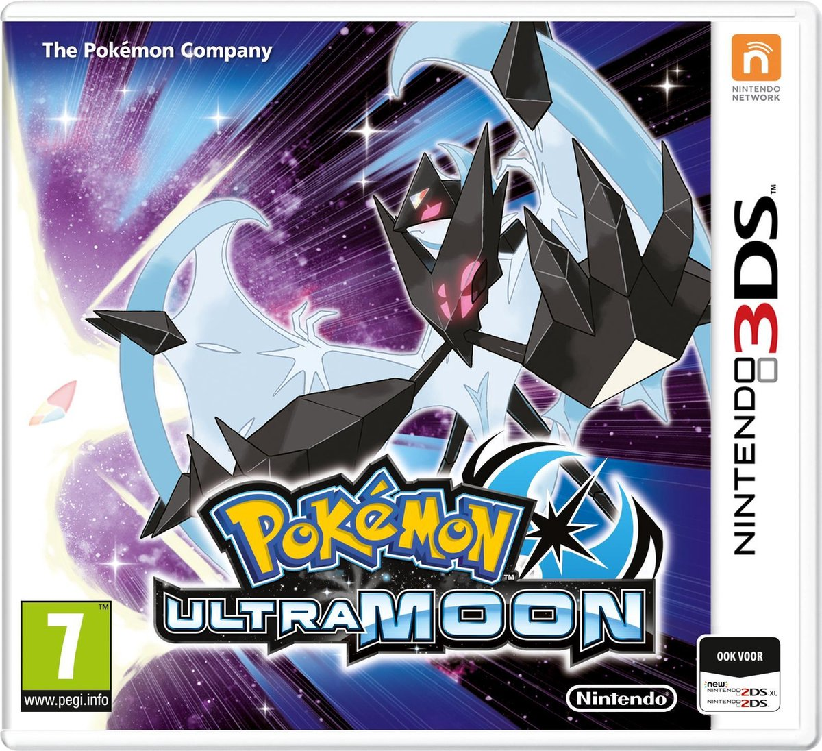 Pokemon Ultra Moon - 3DS - Nintendo