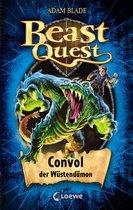 Beast Quest 37 - Convol, der Wüstendämon