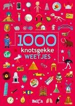 Weetjesboeken 0 -   1000 knotsgekke weetjes