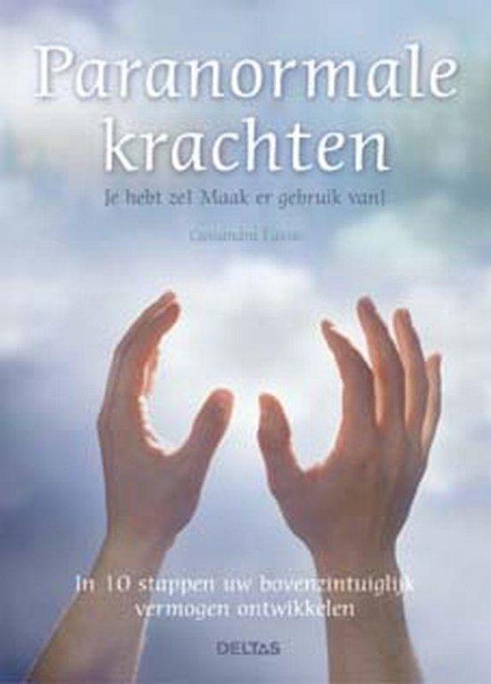 Paranormale Krachten - C. Eason |