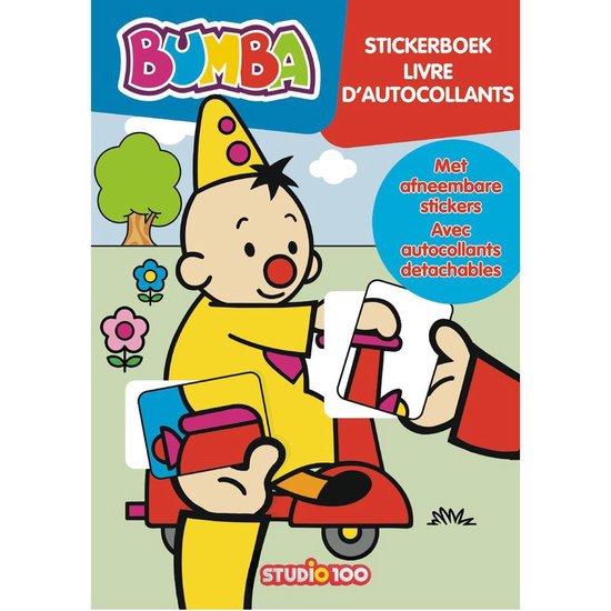 Afbeelding van Bumba : stickerboek (pretpakket) speelgoed