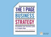 The One Page Business Strategy
