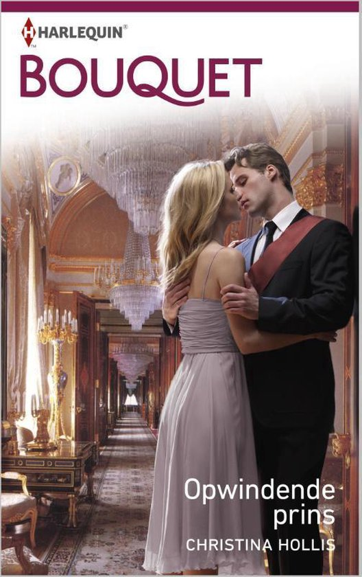Opwindende prins - Bouquet 3565 - Christina Hollis |
