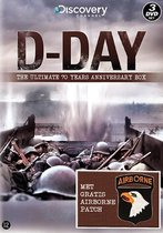 D-Day The Ultimate 70 Years Anniversary Box + Patch
