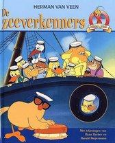 Boek cover De Zeeverkenners van Herman van Veen