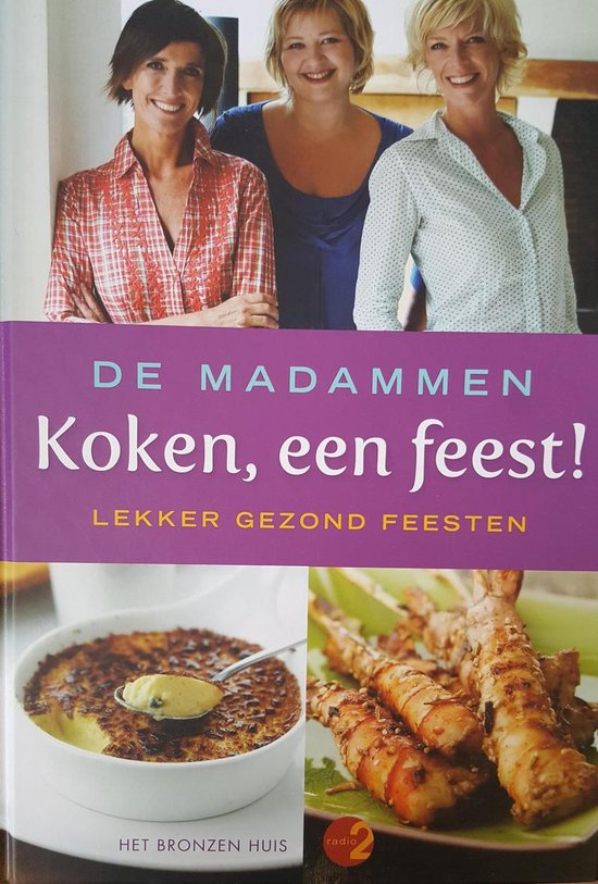 Koken een feest - Madammen de | Readingchampions.org.uk